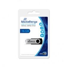 USB 16GB MEDIARANGE 2.0 FLASE DRIVE
