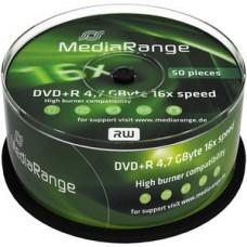 DVD+R MEDIA RANGE 25TEM