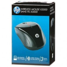 MOUSE OPTICAL HP X3000